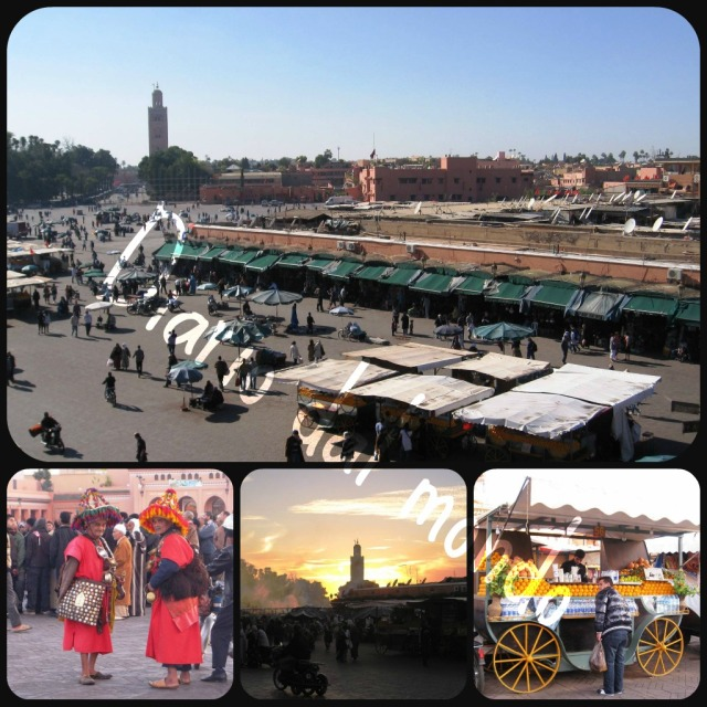 10 ricordi di Marrakesh