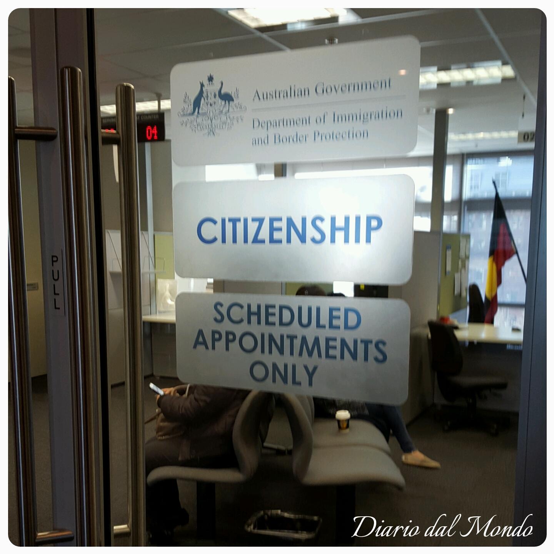 esame di cittadinanza australiana