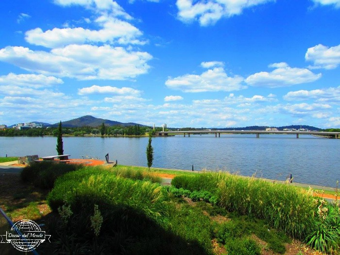 Lake Griffin - Canberra